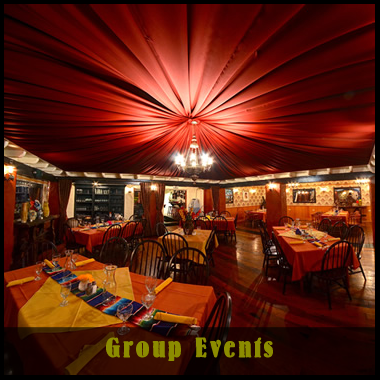 Group Events Image and Button