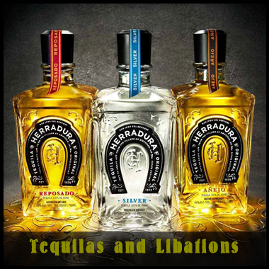 Tequila Image and Button