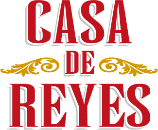logo and link to casadereyesrestaurant.com